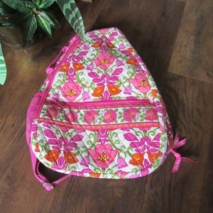Vera Bradley One Shoulder Bookbag